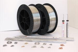 aluminium soldering