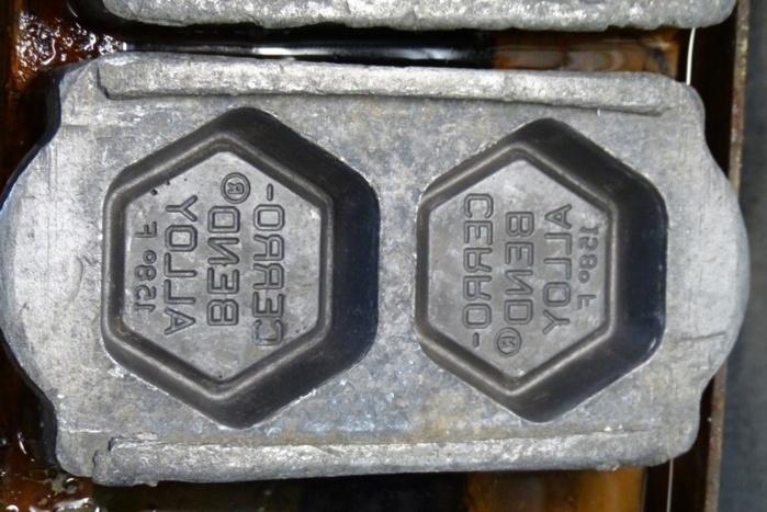 CERRO® ingots molds