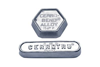 Aleaciones fusibles, Cerrobend® aleacion