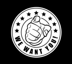we wantyou